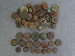 Lot: 5283 - APPROX. (74) POSSIBLE CIVIL WAR ERA BUTTONS