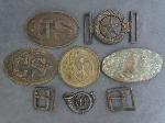 Lot: 5284 - (8) POSSIBLE CIVIL WAR ERA ITEMS