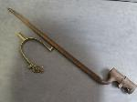 Lot: 5287 - POSSIBLE CIVIL WAR ERA BAYONET