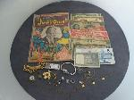 Lot: 5297 - RINGS, NECKLACES, FOREIGN CURRENCY & COMIC BOOK