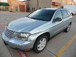 Lot: A7008 - 2005 Chrysler Pacifica Touring Edition - Runs