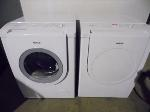 Lot: A7015 - Working Bosch Nexxt Washer Dryer Set