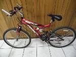 Lot: A7021 - Like New Ozone 500 Adult Ultra Shock Bike