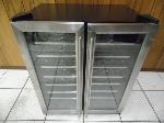Lot: A7034 - Working Wine Euthusiast Dual Zone Wine Cooler