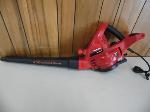 Lot: A7036 - Working Troy-Bilt Electric Blower