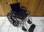 Lot: A7041 - Guardian Folding Wheel Chair
