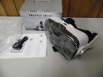 Lot: A7053 - Like New Sharper Image Blutooth VR Headset