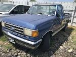 Lot: 483 - 1991 FORD F-150 PICKUP