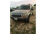 Lot: 501 - 2000 JEEP GRAND CHEROKEE SUV