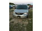 Lot: 502 - 2002 CHRYSLER TOWN & COUNTRY VAN