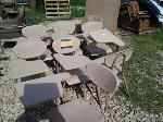 Lot: 78 - (9) Student Desk Chairs