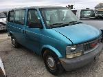 Lot: 5 - 1995 GMC MINI VAN