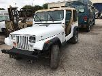 Lot: 6 - 1995 JEEP WRANGLER SUV