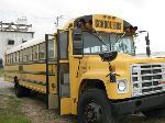 Lot: 01.I35 - 1987 International School Bus - Unit 205