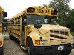Lot: 05.FM311 - 1990 International School Bus - Unit 227