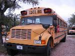 Lot: 07.FM311 - 1990 International School Bus - Unit 230