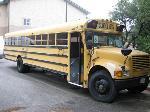 Lot: 08.TX46 - 1990 International School Bus - Unit 231