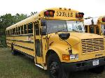 Lot: 09.FM311 - 1990 International School Bus - Unit 232