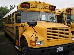 Lot: 13.FM311 - 1990 International School Bus - Unit 240