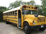 Lot: 14.FM311 - 1990 International School Bus - Unit 242