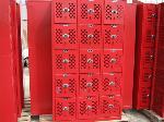 Lot: 17.I35 - (3 Sets) of Locker Units