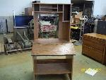 Lot: 22.HAR - COMPUTER DESK W/HUTCH