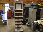 Lot: 15&16 - (2) Display Shelves