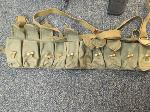 Lot: 25 - Ammo Belts & Cases