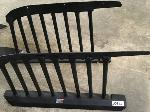 Lot: 66 - Rear Window Guards