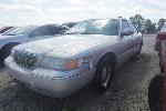 Lot: 46-131002 - 2002 Mercury Grand Marquis
