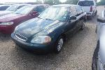 Lot: 48-122656 - 1998 Honda Civic