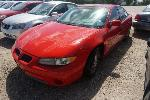 Lot: 53-124580 - 1997 Pontiac Grand Prix