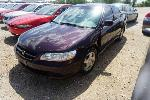 Lot: 54-130783 - 1998 Honda Accord