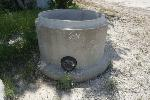 Lot: 64 - Concrete Cylinder