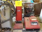Lot: 07.LD - Craftsman Table saw and (2) Clark floor cleaners