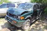 Lot: 010 - 1999 MITSUBISHI MOTERO SPORT SUV