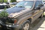 Lot: 016 - 2002 JEEP GRAND CHEROKEE SUV