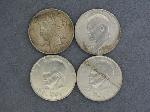 Lot: 5325 - 1934 PEACE DOLLAR & (3) 1971 IKE DOLLARS