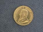 Lot: 5336 - 1983 KRUGERRAND 1 OZ. FINE GOLD COIN