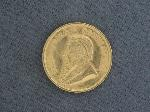 Lot: 5338 - 1983 KRUGERRAND 1 OZ. FINE GOLD COIN