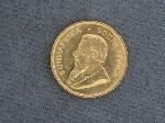 Lot: 5340 - 1983 KRUGERRAND 1 OZ. FINE GOLD COIN