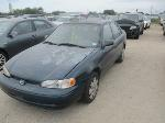 Lot: 06-420427 - 2002 CHEVROLET PRIZM/LSI