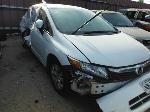 Lot: 02-620036C - 2012 HONDA CIVIC