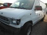 Lot: 15-618891C - 2002 FORD FORD E-150 VAN