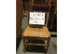 Lot: 1806 - 48 wood chairs