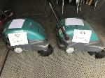 Lot: 1831 - (2) Tennant Sweepers