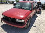 Lot: 44132 - 2000 CHEVROLET BLAZER SUV