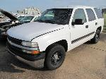 Lot: 4-EQUIP#058013 - 2005 CHEVROLET TAHOE SUV