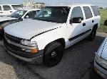Lot: 6-EQUIP#058017 - 2005 CHEVROLET TAHOE SUV