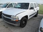 Lot: 7-EQUIP#058009 - 2005 CHEVROLET TAHOE SUV